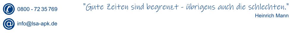Landesverband Sachsen-Anhalt e. V. ApK